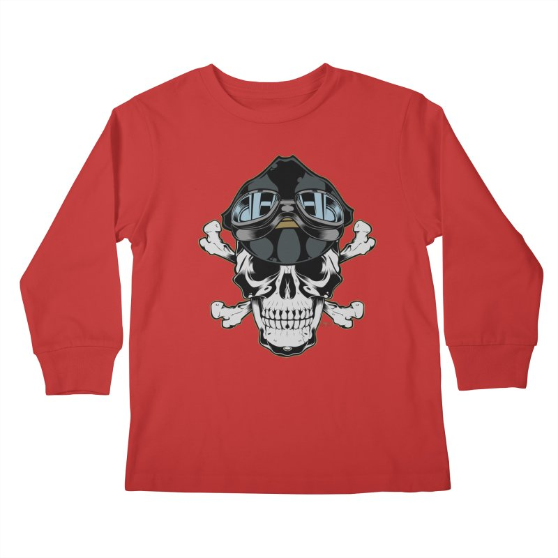 the Rebel Kids Longsleeve T-Shirt by EngineHouse13's Artist Shop