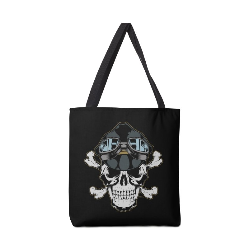 the Rebel Accessories Tote Bag Bag by EngineHouse13's Artist Shop