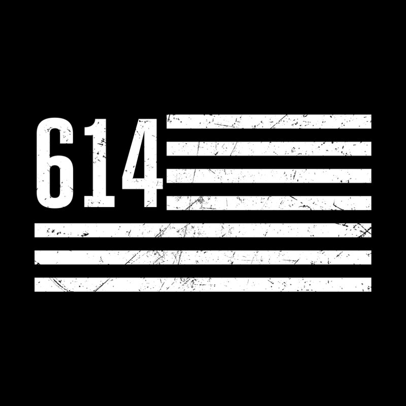 614 Flag Accessories Bag by EngineHouse13's Artist Shop