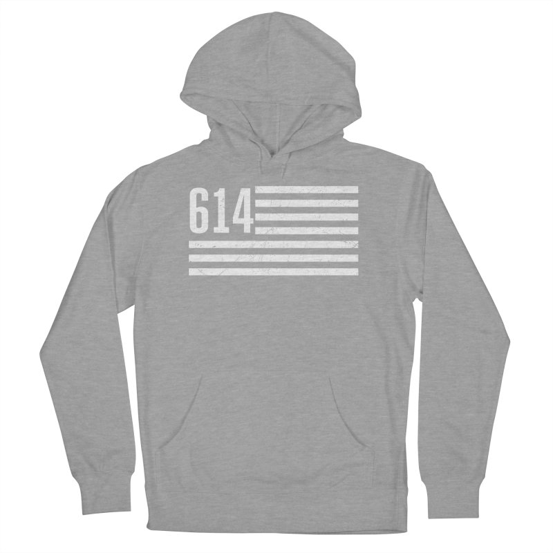 614 Flag Women's Pullover Hoody by EngineHouse13's Artist Shop