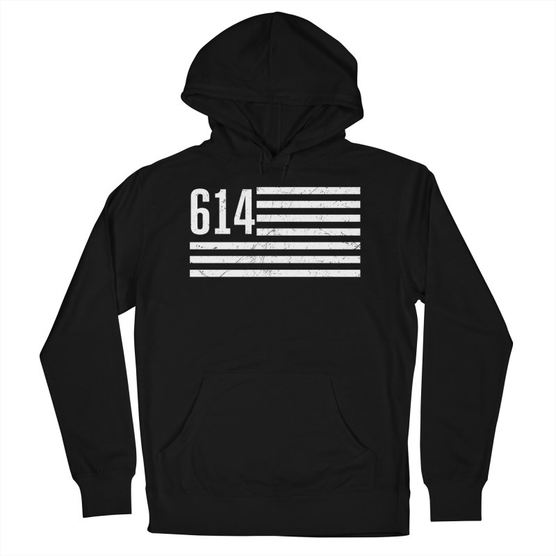 614 Flag Men's Pullover Hoody by EngineHouse13's Artist Shop