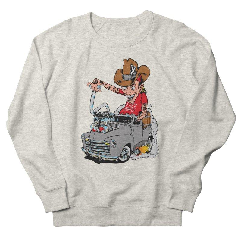 Blown 52 Chevy Men's Sweatshirt by EngineHouse13's Artist Shop