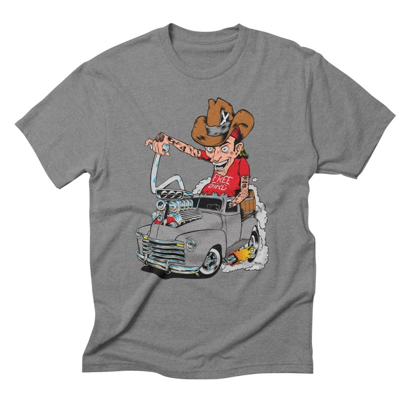 Blown 52 Chevy Men's Triblend T-Shirt by EngineHouse13's Artist Shop