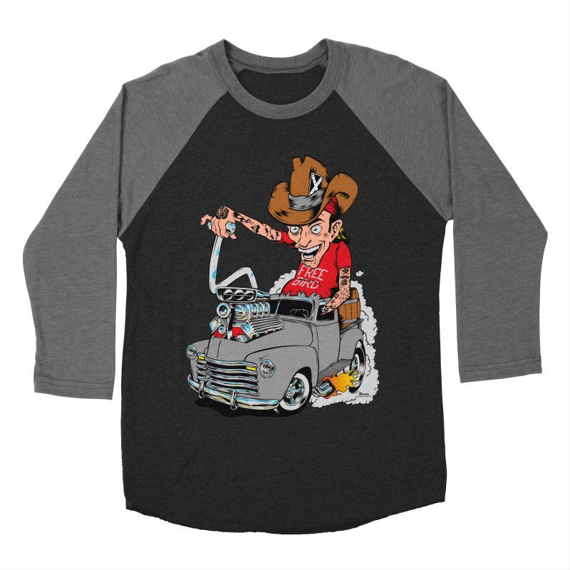 Blown 52 Chevy Women's Baseball Triblend T-Shirt by EngineHouse13's Artist Shop