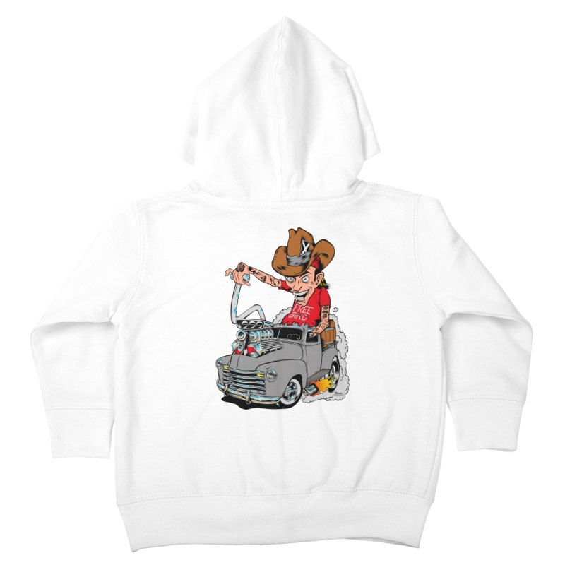 Blown 52 Chevy Kids Toddler Zip-Up Hoody by EngineHouse13's Artist Shop