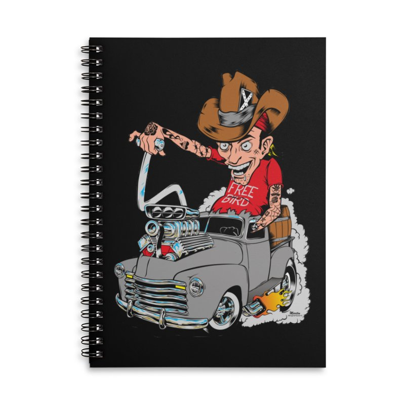 Blown 52 Chevy Accessories Notebook by EngineHouse13's Artist Shop