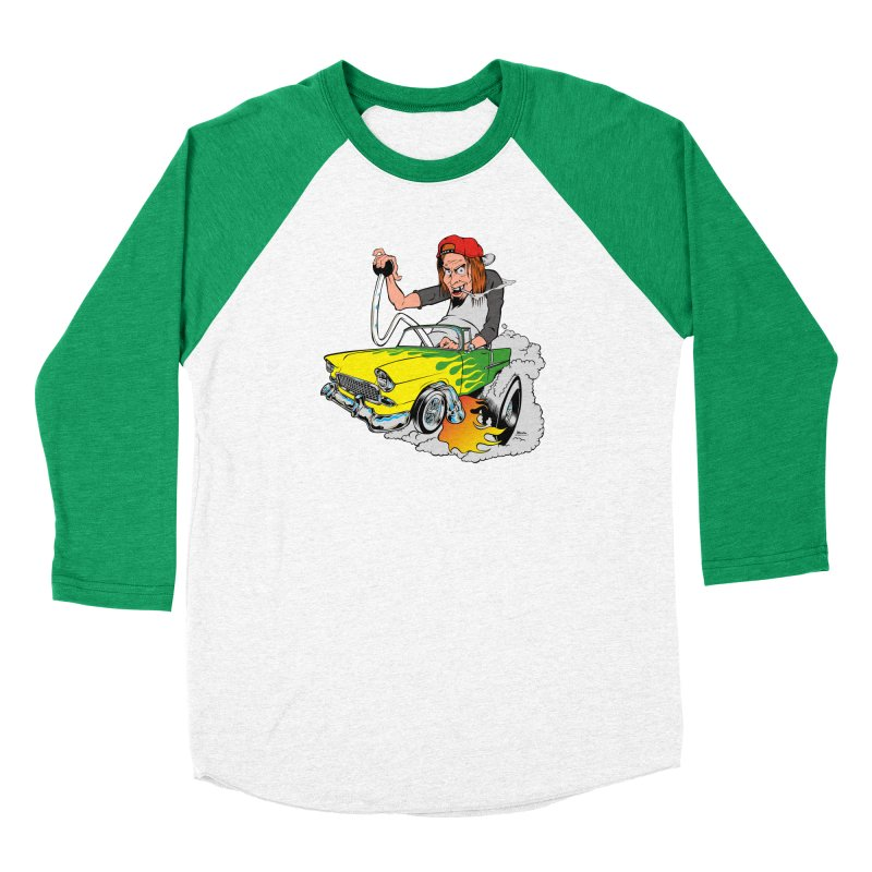 Topless 56 Chevy Men's Longsleeve T-Shirt by EngineHouse13's Artist Shop