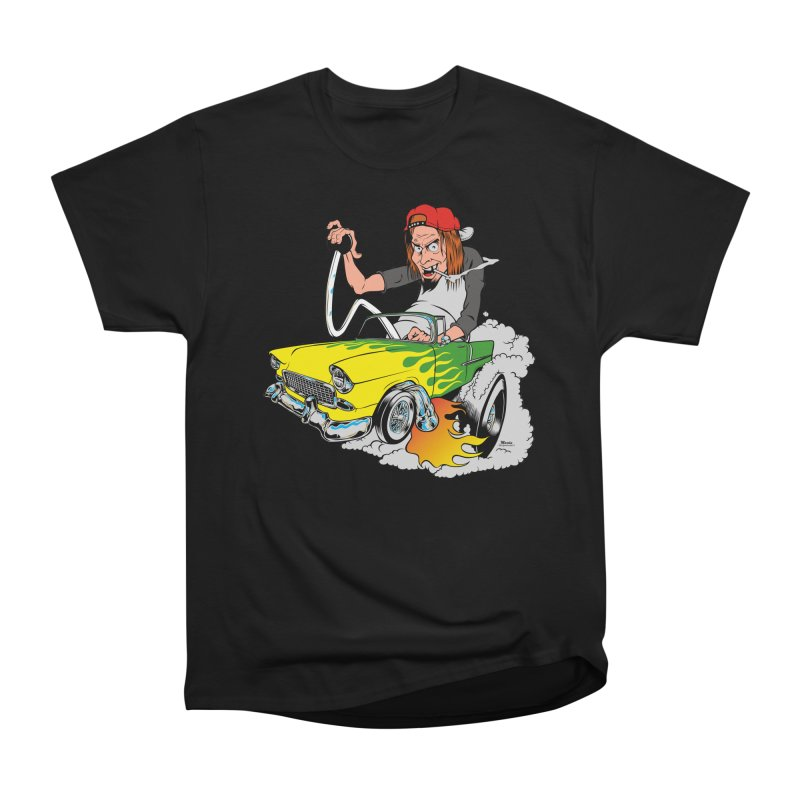 Topless 56 Chevy Women's Classic Unisex T-Shirt by EngineHouse13's Artist Shop