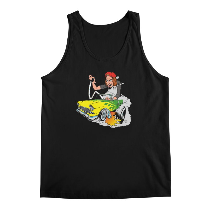 Topless 56 Chevy Men's Tank by EngineHouse13's Artist Shop