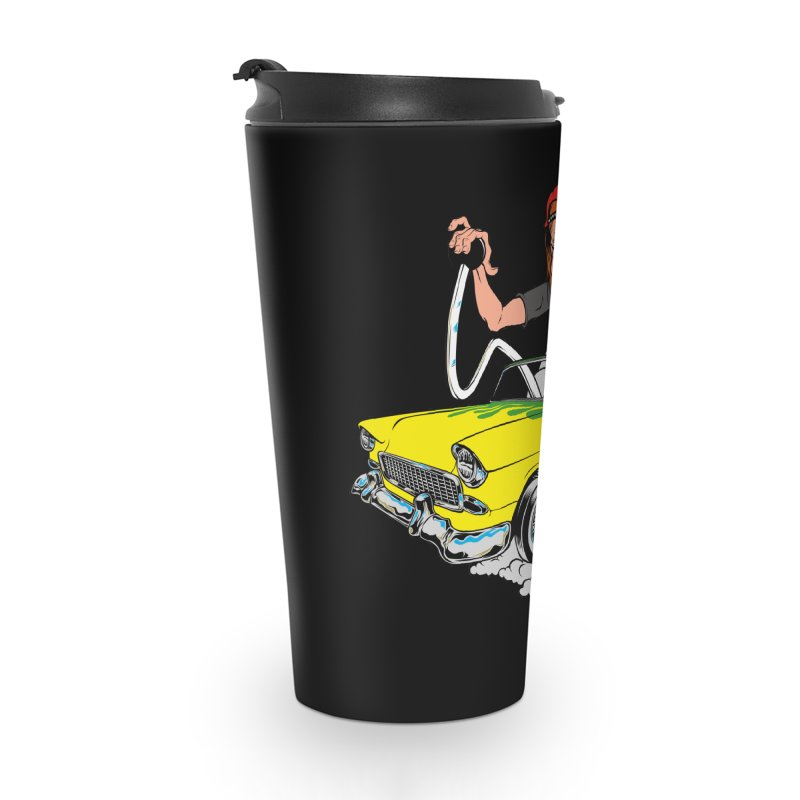 Topless 56 Chevy Accessories Mug by EngineHouse13's Artist Shop