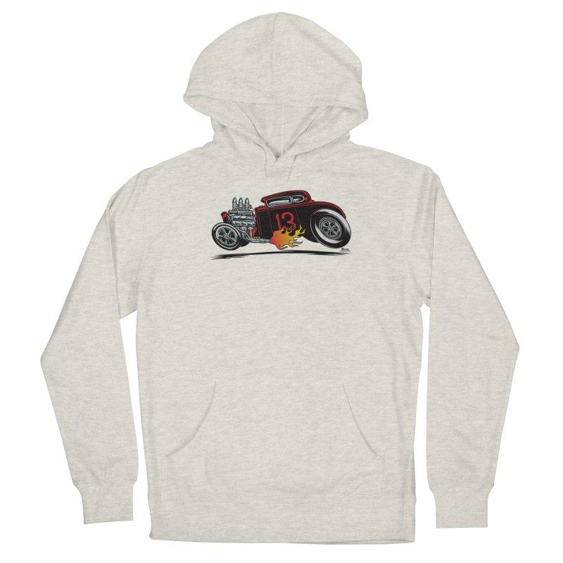 5 Window Speedie Men's Pullover Hoody by EngineHouse13's Artist Shop