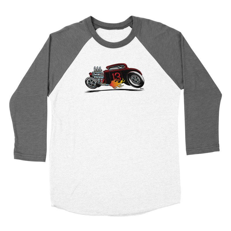 5 Window Speedie Women's Longsleeve T-Shirt by EngineHouse13's Artist Shop