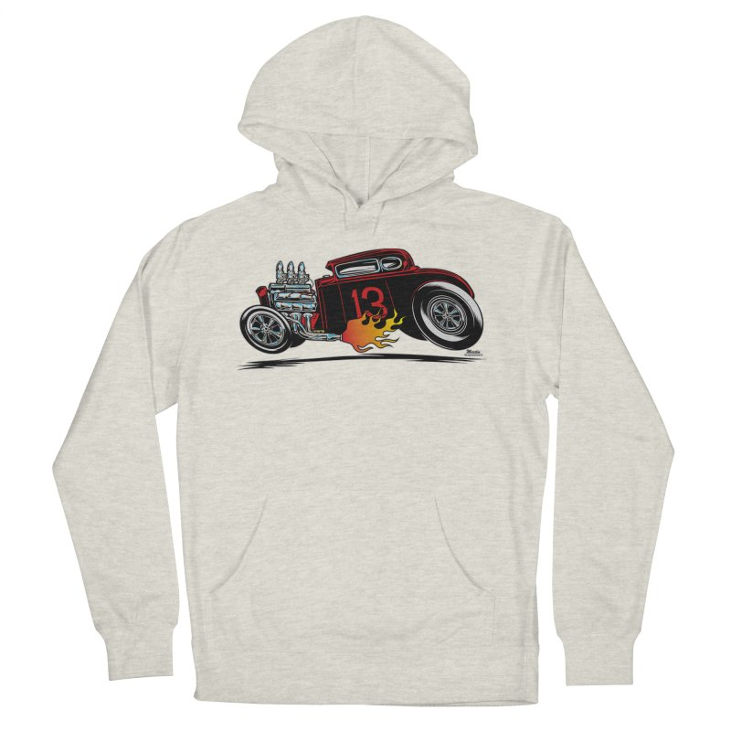 5 Window Speedie Men's Pullover Hoody by EngineHouse13's Artist Shop