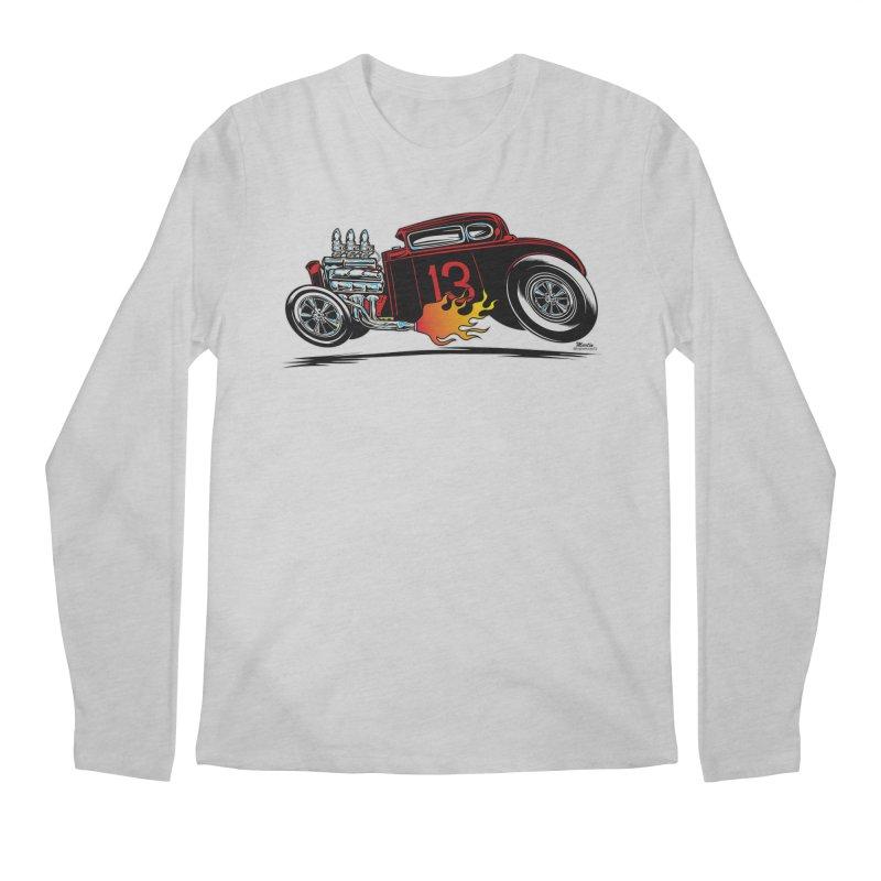 5 Window Speedie Men's Longsleeve T-Shirt by EngineHouse13's Artist Shop