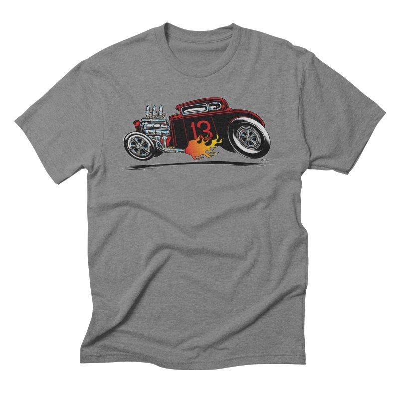 5 Window Speedie Men's T-Shirt by EngineHouse13's Artist Shop