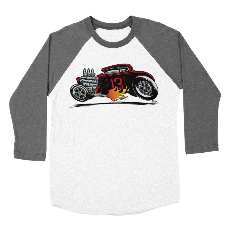 5 Window Speedie Women's Baseball Triblend Longsleeve T-Shirt by EngineHouse13's Artist Shop