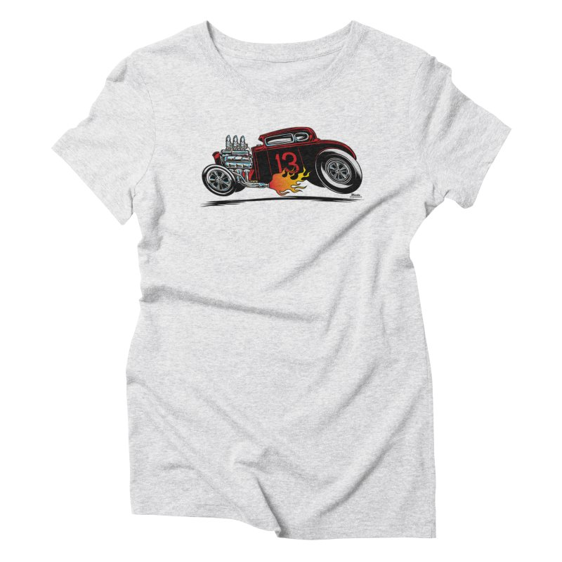5 Window Speedie Women's T-Shirt by EngineHouse13's Artist Shop