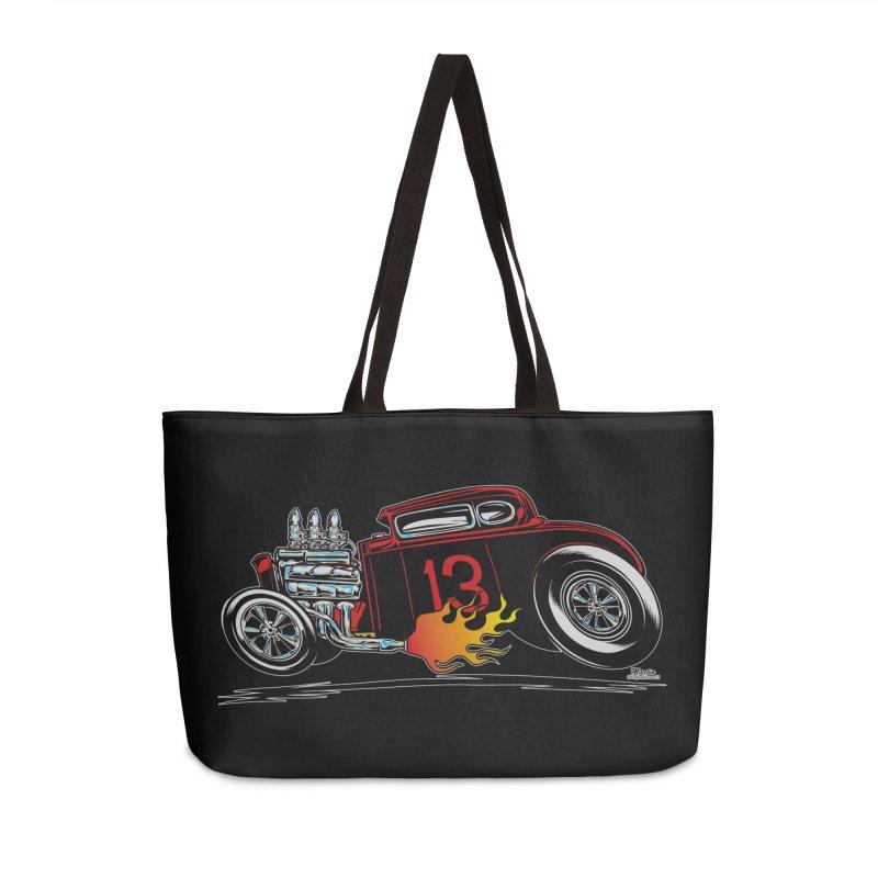 5 Window Speedie Accessories Bag by EngineHouse13's Artist Shop