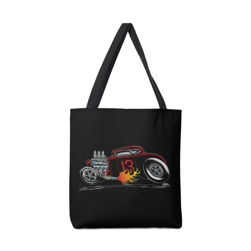 5 Window Speedie Accessories Bag by EngineHouse13's Artist Shop