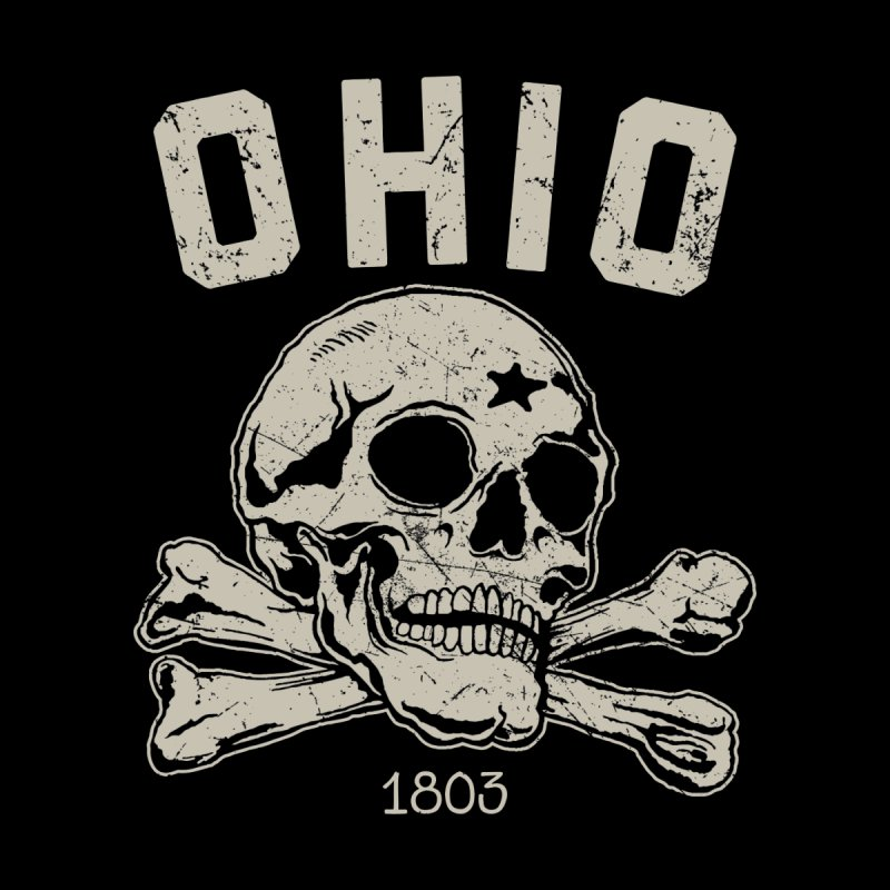 OHIO est.1803 Kids Baby Bodysuit by EngineHouse13's Artist Shop
