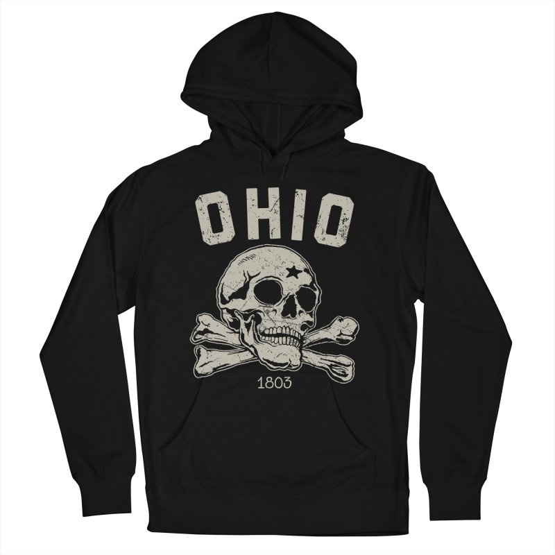 OHIO est.1803 Men's French Terry Pullover Hoody by EngineHouse13's Artist Shop