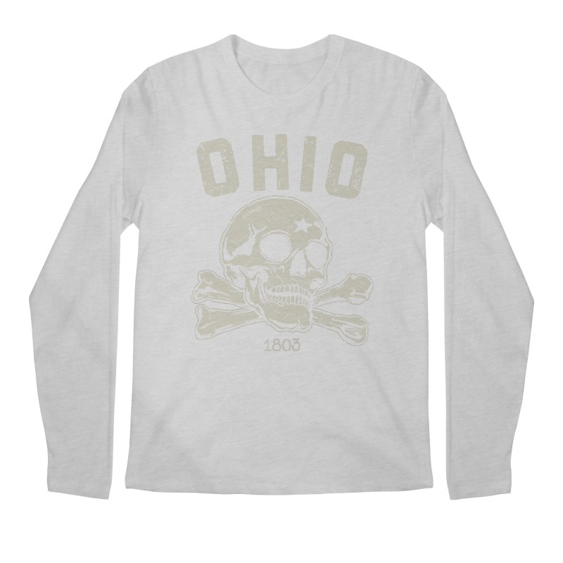 OHIO est.1803 Men's Longsleeve T-Shirt by EngineHouse13's Artist Shop