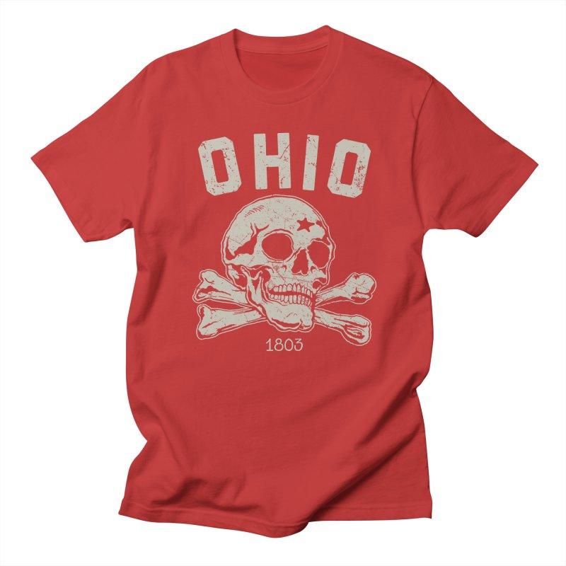 OHIO est.1803 Men's Regular T-Shirt by EngineHouse13's Artist Shop