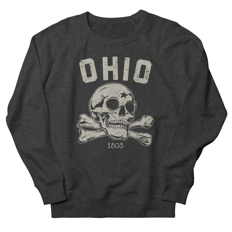 OHIO est.1803 Women's French Terry Sweatshirt by EngineHouse13's Artist Shop