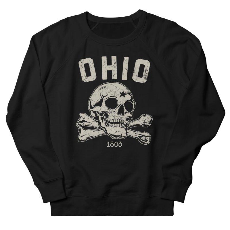 OHIO est.1803 Men's Sweatshirt by EngineHouse13's Artist Shop