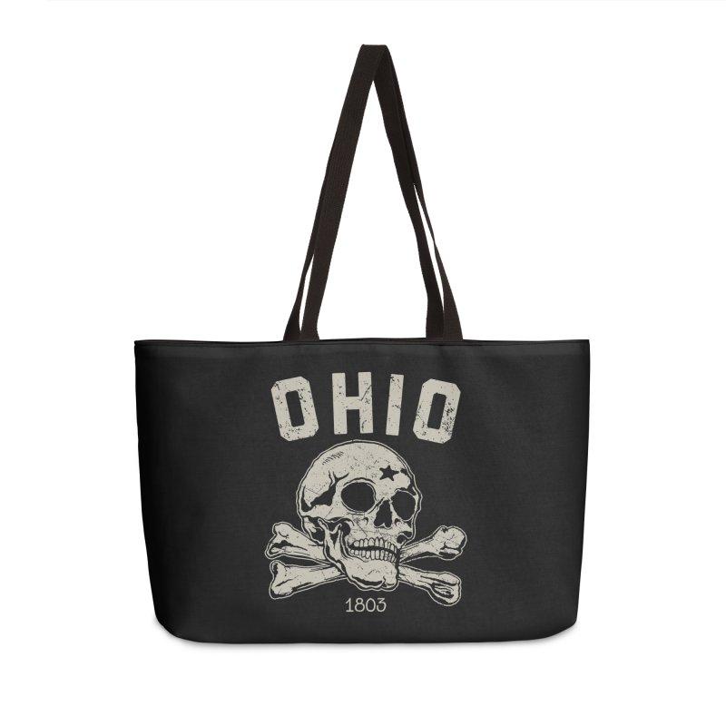 OHIO est.1803 Accessories Bag by EngineHouse13's Artist Shop