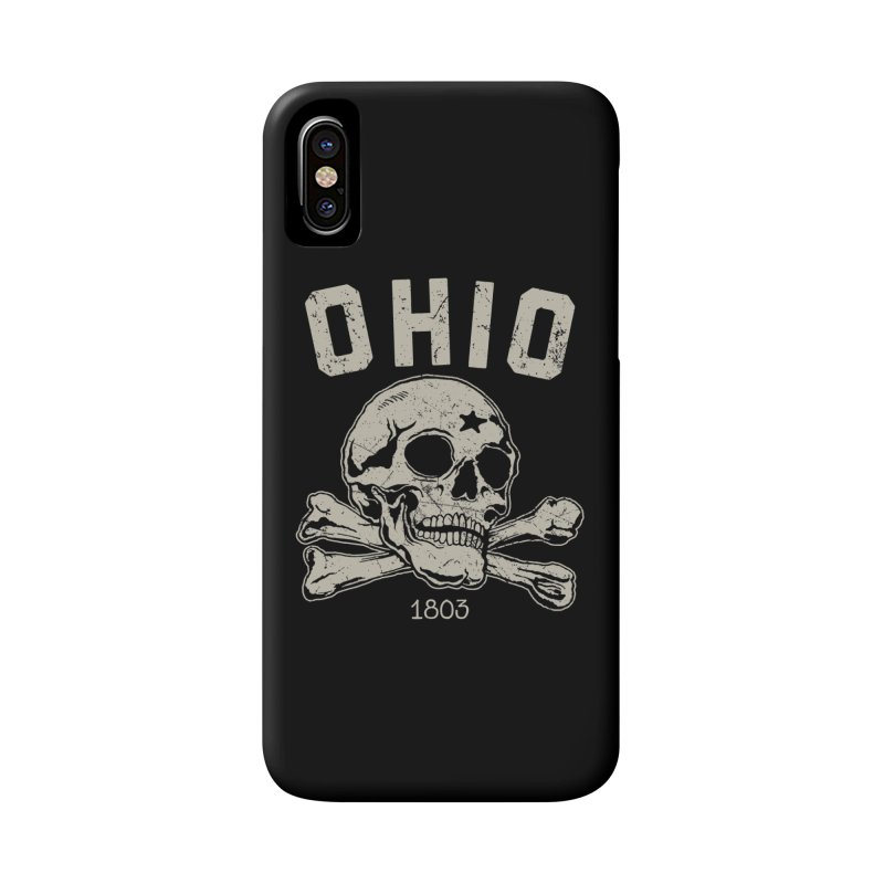 OHIO est.1803 Accessories Phone Case by EngineHouse13's Artist Shop