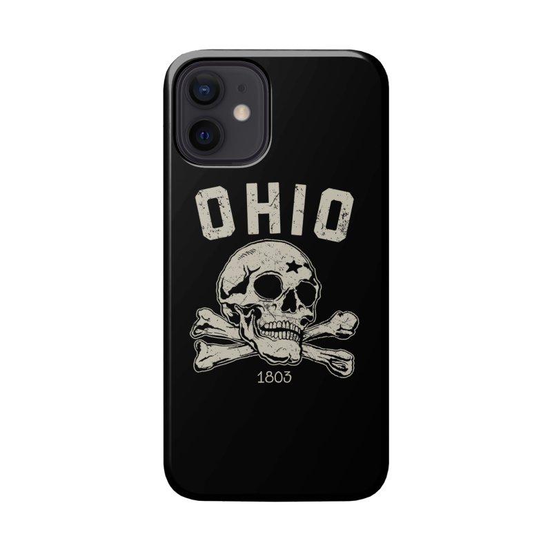 OHIO est.1803 Accessories Phone Case by EngineHouse13's Artist Shop