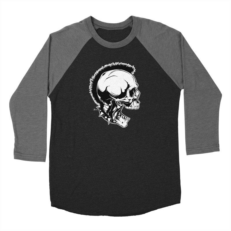 Punk! Women's Longsleeve T-Shirt by EngineHouse13's Artist Shop