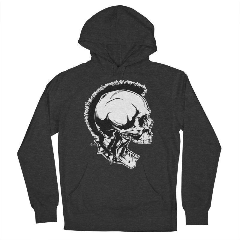 Punk! Women's Pullover Hoody by EngineHouse13's Artist Shop