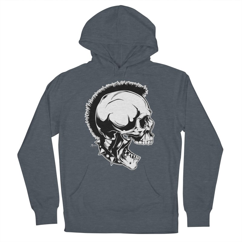 Punk! Men's Pullover Hoody by EngineHouse13's Artist Shop