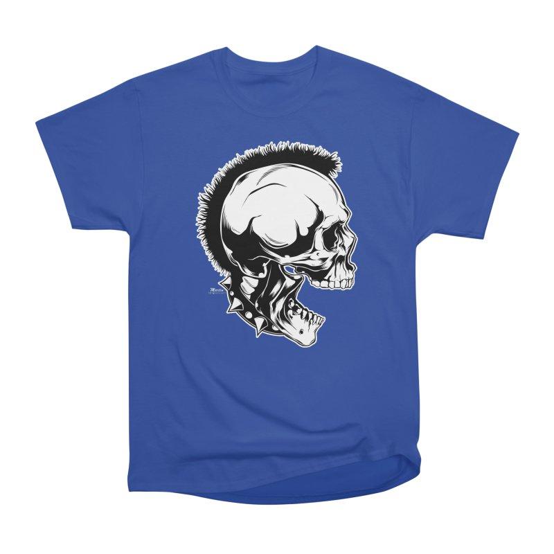 Punk! Women's Classic Unisex T-Shirt by EngineHouse13's Artist Shop