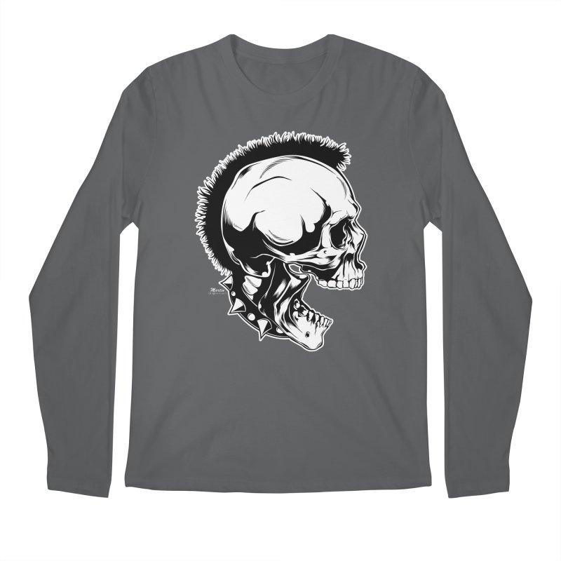 Punk! Men's Longsleeve T-Shirt by EngineHouse13's Artist Shop