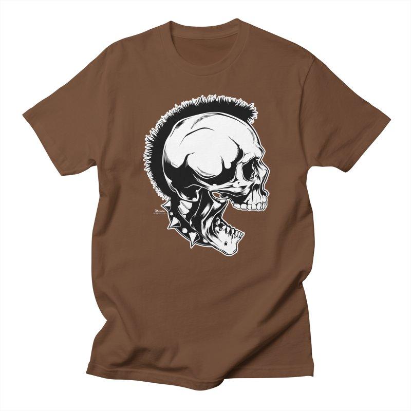 Punk! Women's Regular Unisex T-Shirt by EngineHouse13's Artist Shop