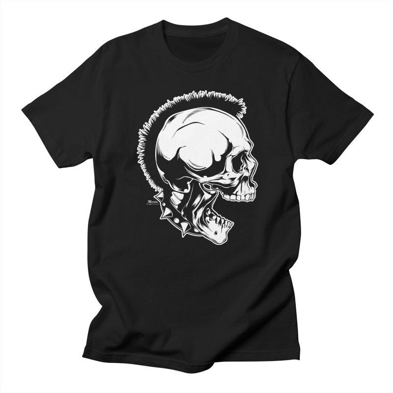 Punk! Men's Regular T-Shirt by EngineHouse13's Artist Shop