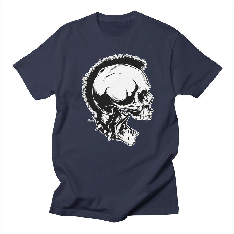 Punk! Men's T-Shirt by EngineHouse13's Artist Shop