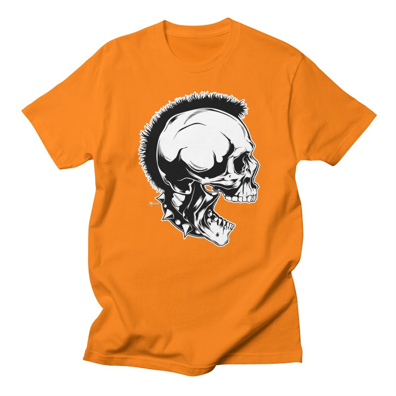 Punk! Women's Unisex T-Shirt by EngineHouse13's Artist Shop
