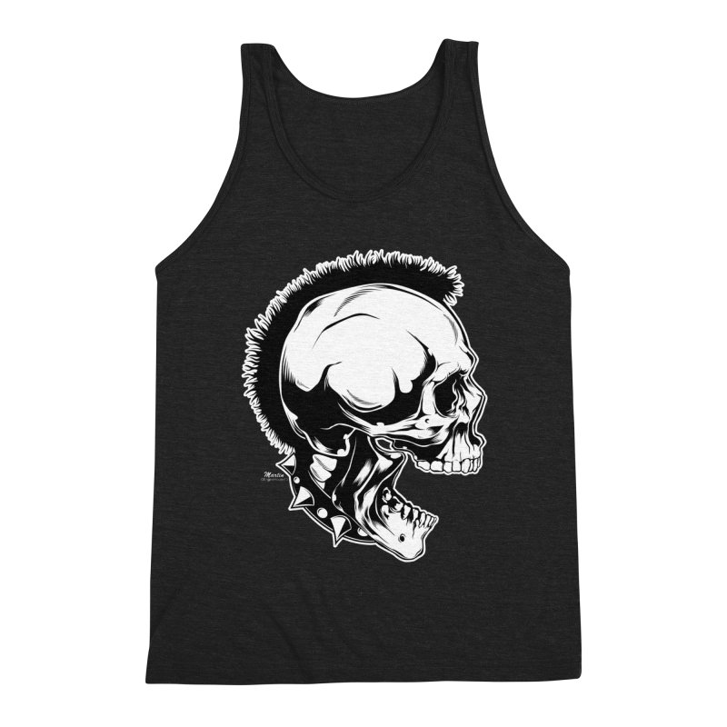 Punk! Men's Tank by EngineHouse13's Artist Shop