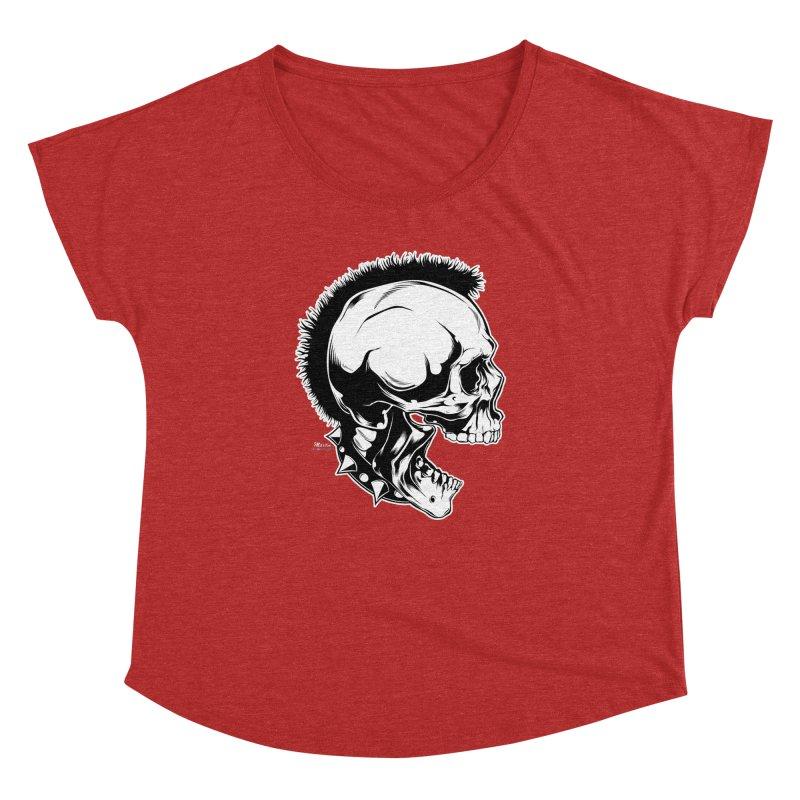Punk! Women's Dolman by EngineHouse13's Artist Shop