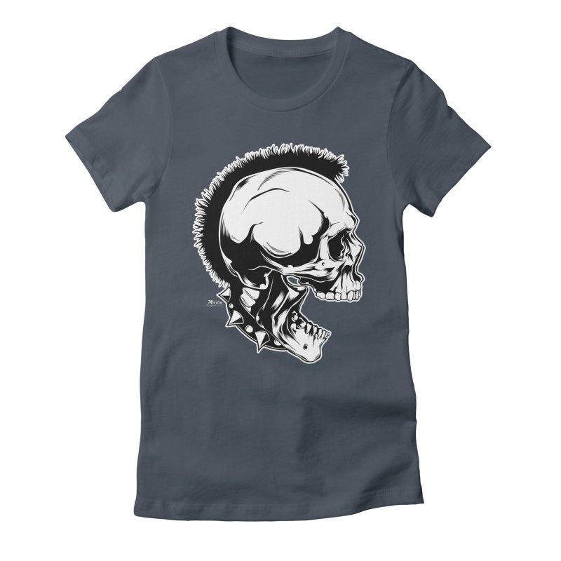 Punk! Women's T-Shirt by EngineHouse13's Artist Shop