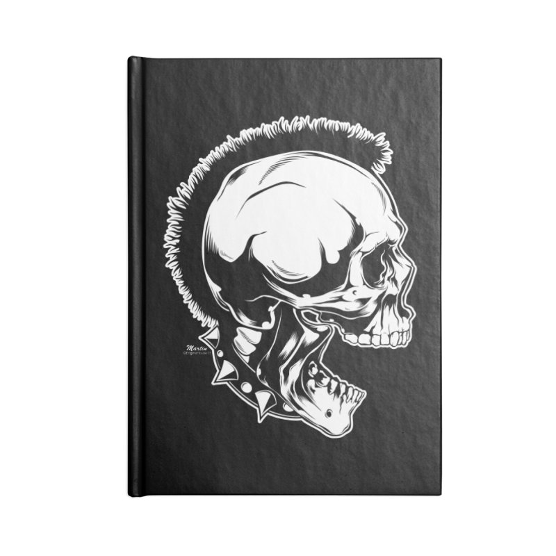 Punk! Accessories Notebook by EngineHouse13's Artist Shop