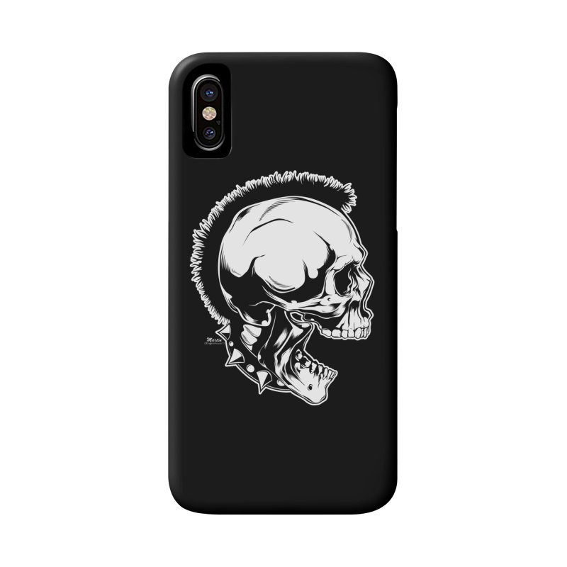 Punk! Accessories Phone Case by EngineHouse13's Artist Shop