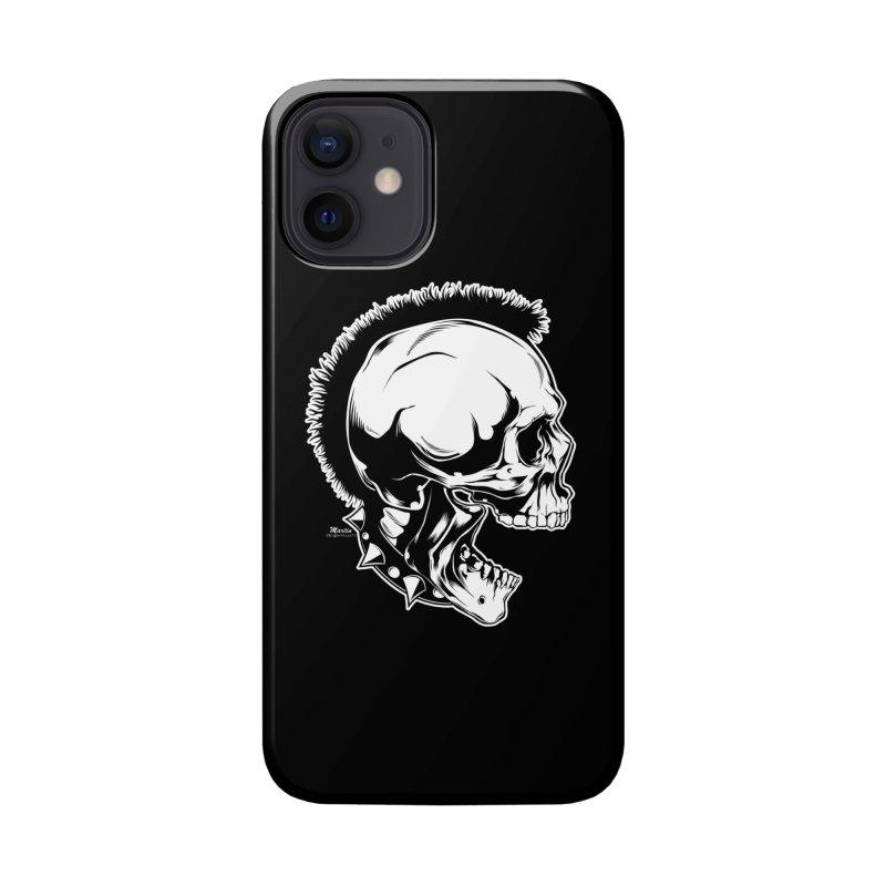 Punk! Accessories Phone Case by EngineHouse13's Artist Shop