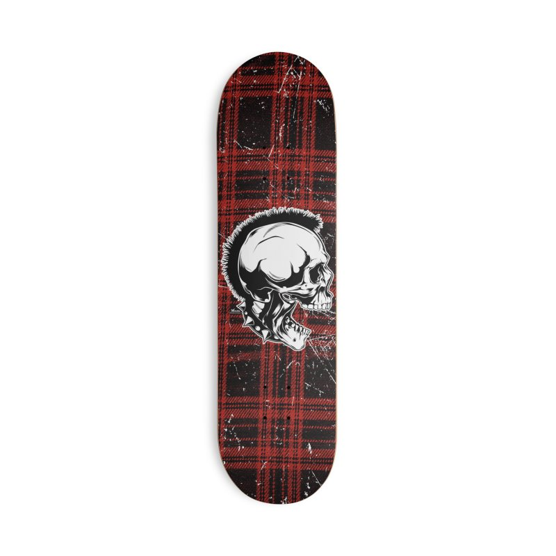 Punk! Accessories Skateboard by EngineHouse13's Artist Shop