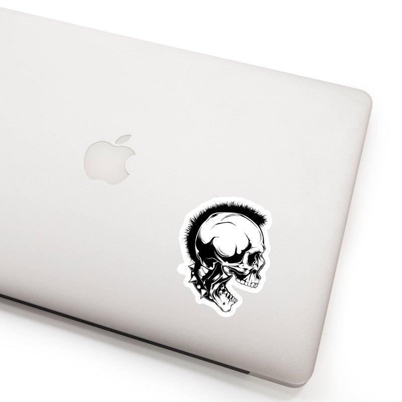 Punk! Accessories Sticker by EngineHouse13's Artist Shop