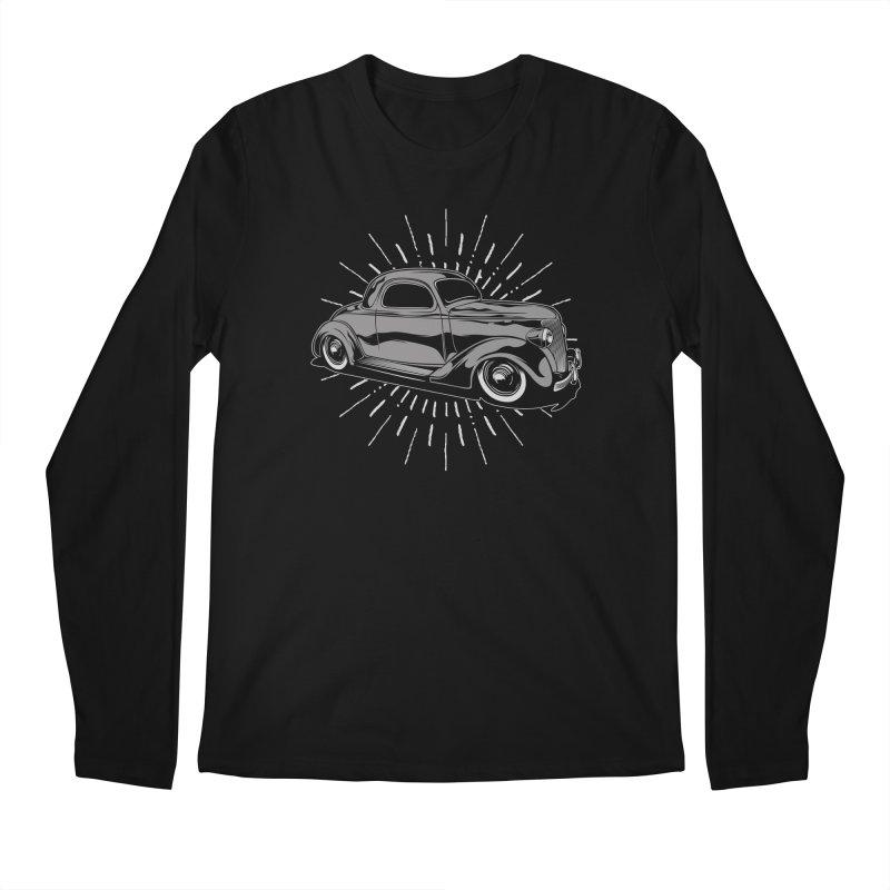 38 Ford Men's Longsleeve T-Shirt by EngineHouse13's Artist Shop